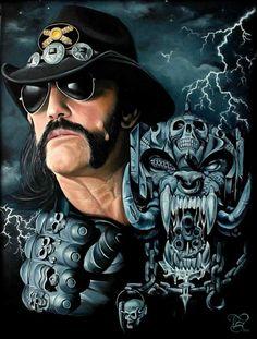 1230 Best Motörhead-Lemmy Kilmister images in 2019 | Lemmy