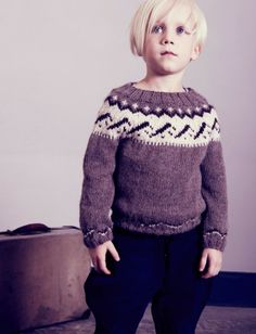 Hambro and Miller baby alpaca knitwear for kids fashion winter 2013