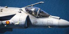 EAV-8B+ de la Armada Española