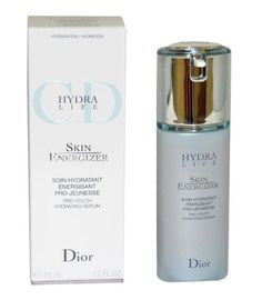 Christian Dior Hydra Life Skin Energizer Pro Youth Hydrating Serum for Unisex, Ounce Makeup Blog, Makeup Geek, Makeup Art, Makeup Addict, Hydrating Serum, Face Treatment, Makeup Goals, Makeup Forever, Girls Makeup