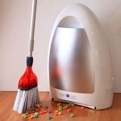 Eye Vac Home Electric Dustpan - Free Shipping at HealthyKin.com