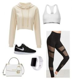 New sport outfit frauen schule 32 ideas ideen sc Swag Outfits For Girls, Komplette Outfits, Girls Fashion Clothes, Teen Fashion Outfits, Teenager Outfits, Dance Outfits, Sport Outfits, Trendy Outfits, Dancing Outfit