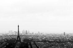eiffel tower decor Paris photography black and by ParisDecorPrints #artprint #black #white #paris #photos