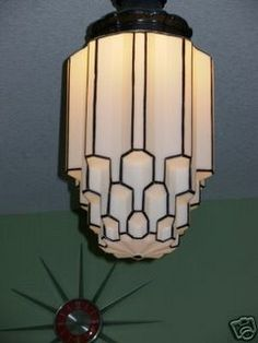 Art Deco  i own this their used in see's candy store's or were