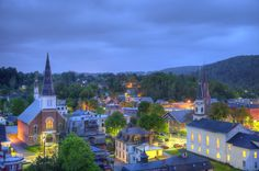 The 16 Best Towns To Live In, According To OUTSIDE Magazine. Montpelier