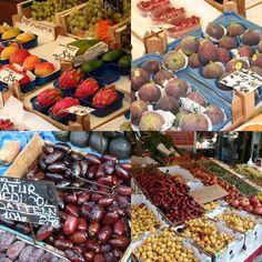 Naschmarkt in Vienna, one of my favorite places in Wien