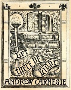 Ex Libris: The Bookplates of 31 Famous Men -- For inspiration.