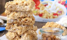 Salted Caramel Rice Krispies Treats are light and airy with a soft and chewy texture and the perfect amount of crunch. The caramel adds a rich, buttery finish to the addictive dessert. This simple recipe is loaded with marshmallows which adds to the softness. They are an amazing salty-sweet treat and my newest obsession!