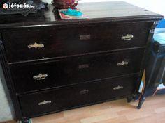 Öreg komód eladó Dresser, Antiques, Furniture, Home Decor, Antiquities, Powder Room, Antique, Decoration Home, Room Decor