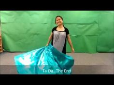 Worship Flag Dance (How To - Demo 5 Tornado) banners CALLED TO FLAG ft. Claire Shieh - YouTube