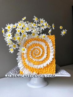 Dreaming About the Summer - cake by Albena