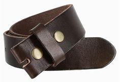 Vintage Full Grain Genuine Leather Distressed Style Snap on Mens Belt Strap Best Leather Belt, Leather Belts, Leather Men, Thing 1, Branded Belts, Style Snaps, Vintage Men, Vintage Style, Accessories