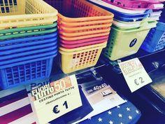 #cestini per #organizzare e #riordinare il #bordello de casa