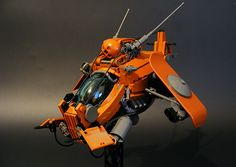 LEGO Heavy Assault Space Copter