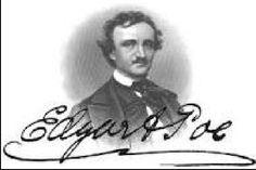 Edgar Allan Poe was the author of the tragic poem, 'Annabel Lee. American Literature, Classic Literature, American Poetry, Annabel Lee, Quoth The Raven, Edgar Allen Poe, Figurative Language, Free Fun, Writing Styles