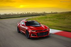 2017 Chevrolet Camaro ZL1 Concept  Wallpaper Desktop
