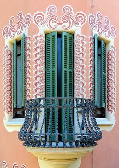 Barcelona - Casa Museu Gaudi         Crtra. del Carmel s-n f 3