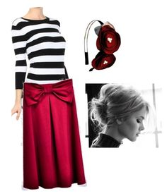 Red, White, & Black Set by apostolicclothing on Polyvore