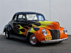 Hot Rods - Let's have our own 76th anniversary event for the 40 ...