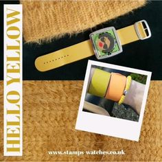 Happy Wednesday ❤ It is definitely not time for Christmas yet.....but it is good time to plan your Christmas shopping 😘! www.stamps-watches.co.uk/bracelets/leather-bracelets/yellow-leather-wrist-bracelet/ www.stamps-watches.co.uk/bracelets/silicone-bracelet-neon-orange/ www.stamps-watches.co.uk/watches/single-watches/keep-cool-s-t-a-m-p-s-single-watch/ www.stamps-watches.co.uk/metal-jack/full-metal-jack-single-watch-frame/ #freeshipingworldwide #stampswatches #greyday #lovindublin… Silicone Bracelets, Keep Cool, Yellow Leather, Happy Wednesday, Watch Faces, Leather Bracelets, Christmas Shopping, Stamps, Neon