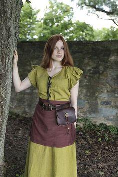 """Vikingkjole  - viking dress """"Agga"""""""