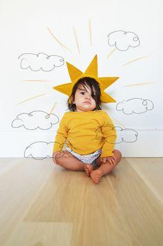 DIY Halloween Headbands via Prudent Baby