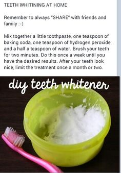 Watch This Video Fantasting All-Natural Home Remedies To Whiten Teeth Ideas. All Time Best All-Natural Home Remedies To Whiten Teeth Ideas. Best Teeth Whitening Kit, Teeth Whitening Remedies, Natural Teeth Whitening, Beauty Hacks For Teens, Oil Pulling, White Teeth, Dental Health, Oral Health, Dental Care