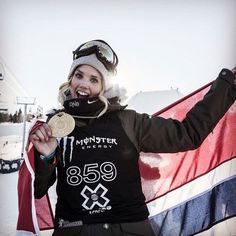 Snowboarder Silje Norendal Shares Her Ultimate Winter Beauty Secrets – Vogue