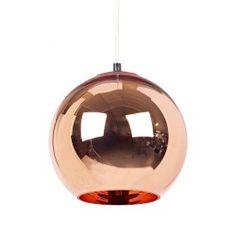 Copper Shade Pendant 45cm (18in) -Open Box