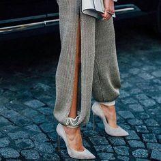 #streetstyle via @fashiondesfemmes