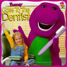 """Linda Cress Dowdy (Sigma Kappa) is the author of several children's books, including """"Barney Goes to the Dentist."""" #npcscholar"""