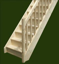 Kupić Schody drewniane EGD 080R