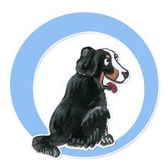 Unglück in der Scheune Straw Bales, Kids Pages, Barn, Pet Dogs
