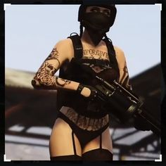 Gta 5 Online, Couple Outfits, Girl Outfits, Female Outfits, Grand Theft Auto, People Tumblr, Bioshock Cosplay, Kim Possible, Female Girl