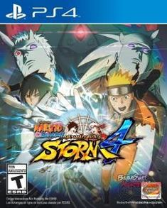 Naruto Shippuden: Ultimate Ninja Storm 4 - PlayStation Xbox One Latest Video Games, Video Games Xbox, Xbox One Games, Ps4 Games, Games Consoles, Game Ps4, Xbox 360, Playstation 2, Naruto Shippuden