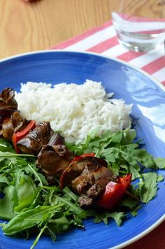Nyárson sült csirkemáj Chicken Recipes, Turkey, Beef, Food, Meat, Turkey Country, Essen, Meals, Yemek