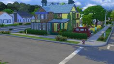 Chillis Sims: Sunny Daycare - Park - no CC • Sims 4 Downloads