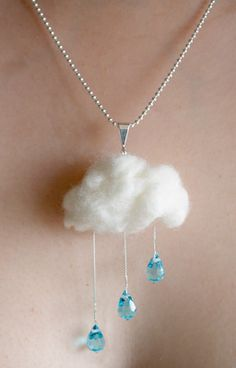 wearing a cloud ~ how special