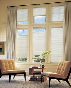 Rooms I LOVE ! Hunter Douglas Top Down Bottom Up Contemporary Window Treatments Blinds Draperies #Hunter_Douglas #Contemporary #Modern #Window_Treatments
