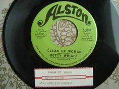 """Betty Wright """"Clean Up Woman"""" - 1971"""