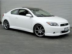 Scion TC! My next car after my bug. Gotta match my brothers FRS