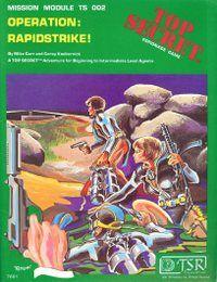 Operation: Rapid Strike [Rapidstrike] (TS002)
