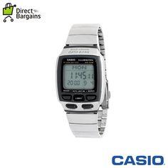 0c3bd88874d Casio Telememo Data Bank (DB-37HD-7AVDF) Men s Watch Online at  38.21.