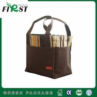 Top quality custom printed insulated cooler bag, wine and lunch cooler bags