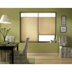 Cordless Top-down Bottom-up Leaf Gold Cellular Shades (27 to 27.5 inches wide) (27 1/2W x 52H Leaf Gold) (Polyester)
