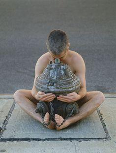 Contemporary Artists, Buddha, Past, Statue, Past Tense, Sculptures, Sculpture