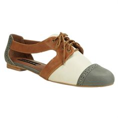 Steven by Steve Madden Caril Cutout Oxford