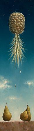 "Marius van Dokkum (Dutch, born 1957) ""Make space"" Norway Sweden Finland, Denmark, Artist Brush, Dutch Painters, Dutch Artists, Norman Rockwell, Exotic Plants, Still Life, Fantasy Art"