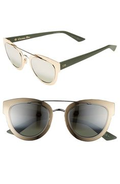6a4a85d8dcd Dior  Chromics  47mm Sunglasses available at  Nordstrom Dior Sunglasses