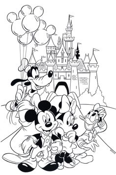 #Free Disney Coloring Page! #Printable